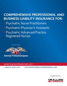 Psychiatric Nurse Practitioner Brochure