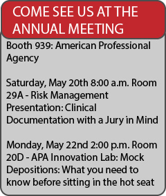 APA Annual Meeting