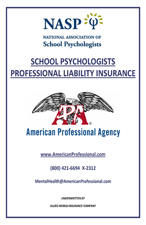 School Psychologist Nasp Casp Or Tasp Members American