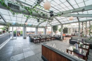 The Attic Rooftop Lounge