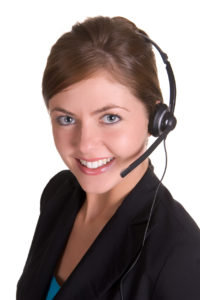 American Professional Agency smiling operator